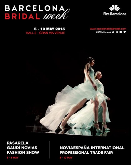 Barcelona Bridal Week 2015